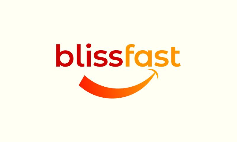 Blissfast - Diet domain name for sale