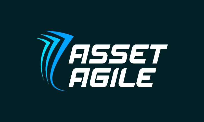 Assetagile - Finance brand name for sale