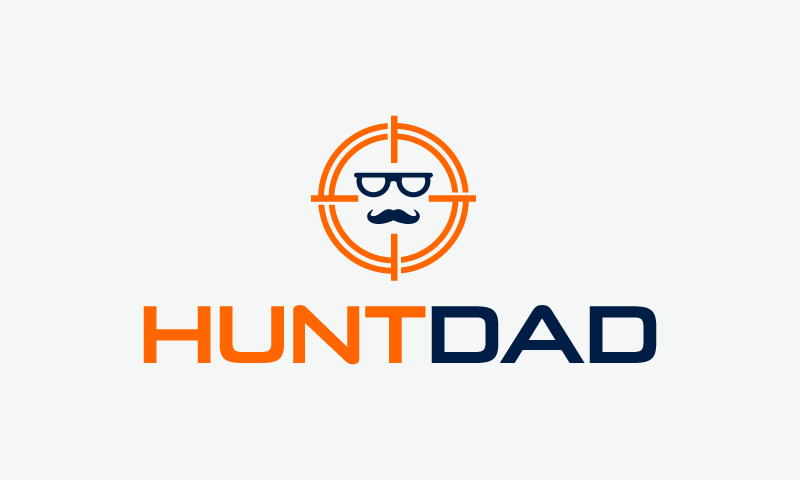 Huntdad - Technology business name for sale