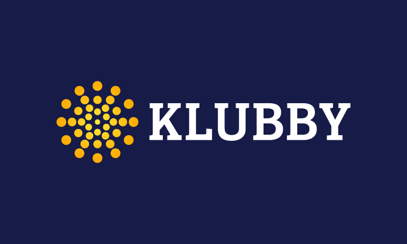 Klubby - Entertainment brand name for sale