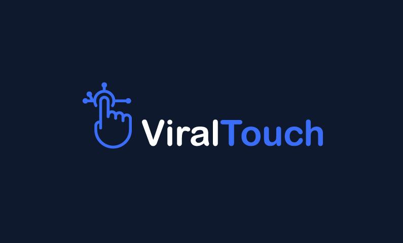ViralTouch logo