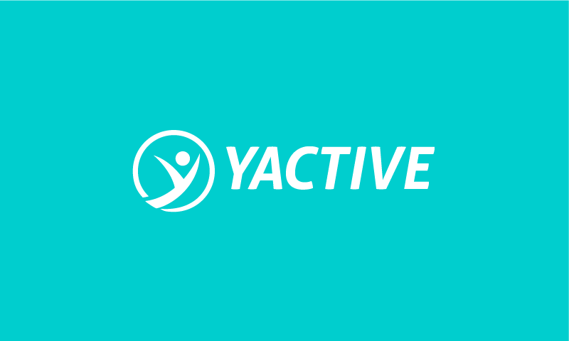 Yactive - Potential product name for sale