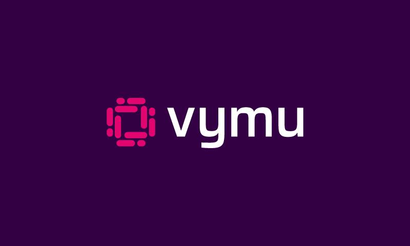 vymu logo