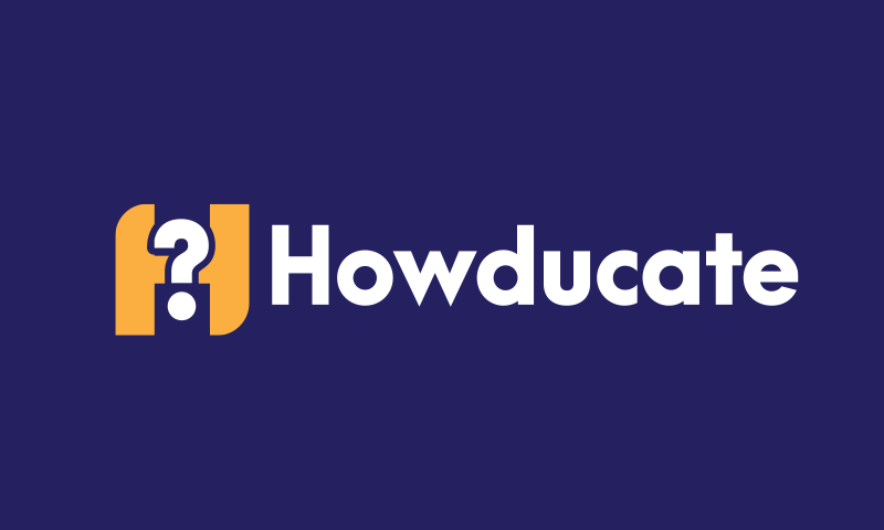 Howducate - Technology startup name for sale