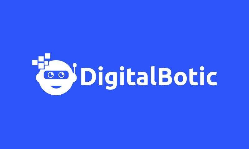 Digitalbotic - Technology brand name for sale
