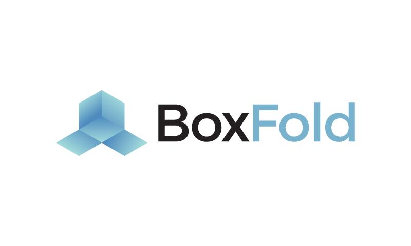 Boxfold - Storage startup name for sale