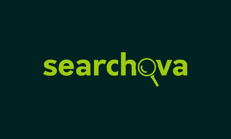 searchova logo - Your search is over