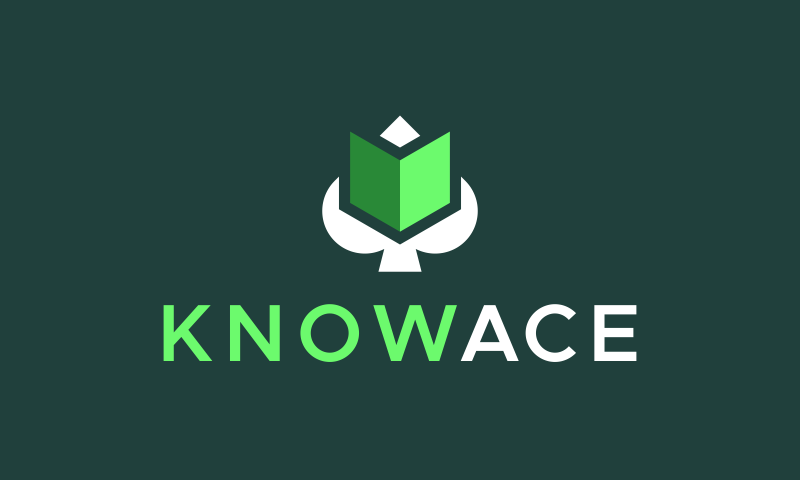Knowace - Marketing startup name for sale