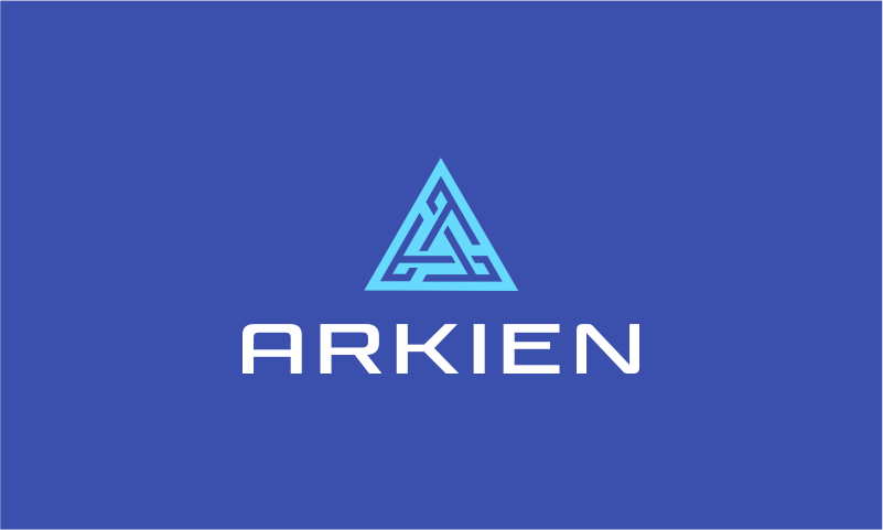 Arkien - Calm domain name for sale