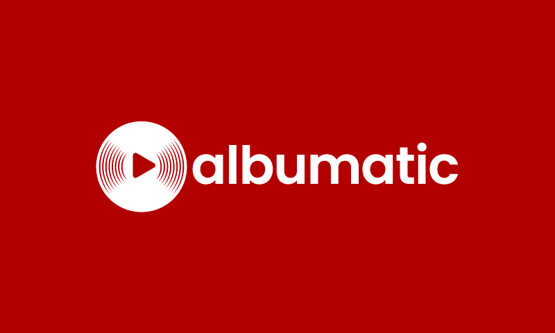 Albumatic logo