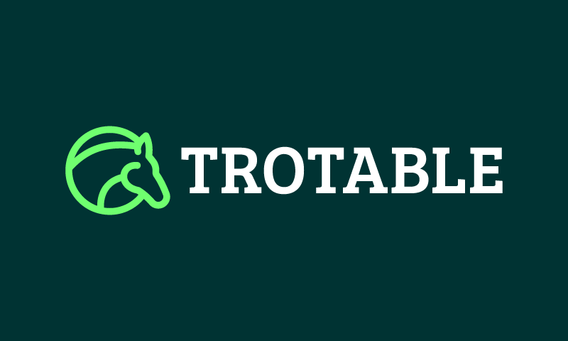 Trotable - Retail business name for sale