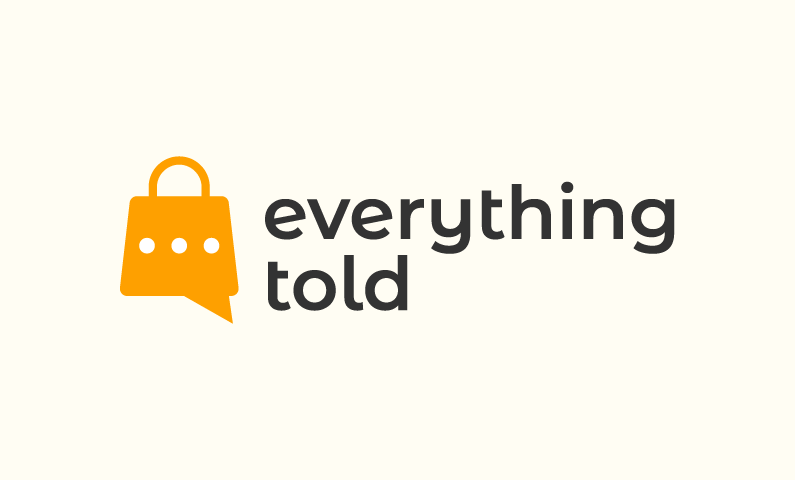 Everythingtold - E-commerce product name for sale