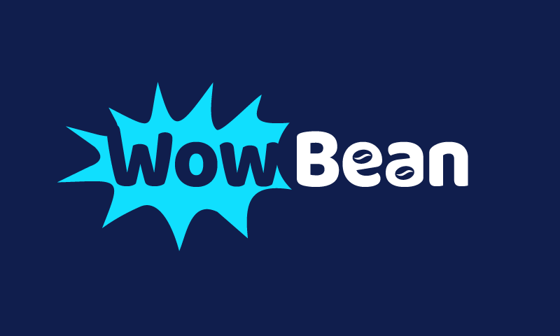 Wowbean - Marketing company name for sale