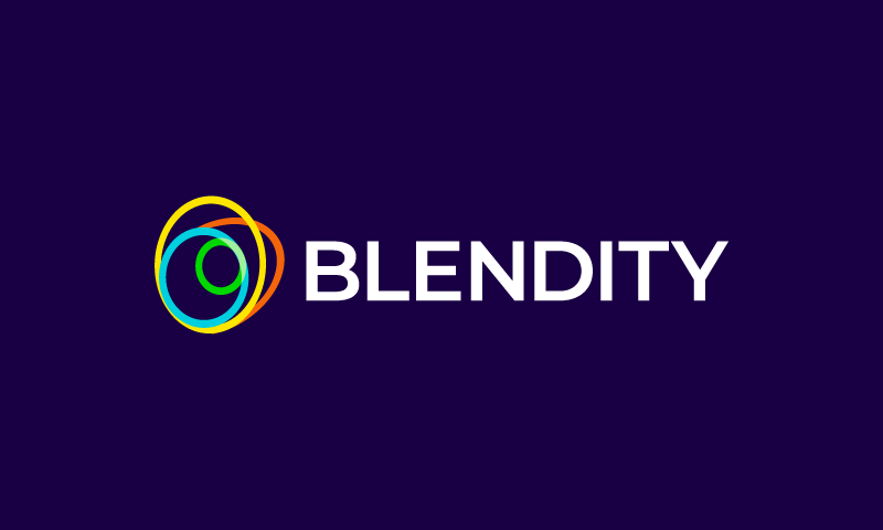Blendity - Technology startup name for sale