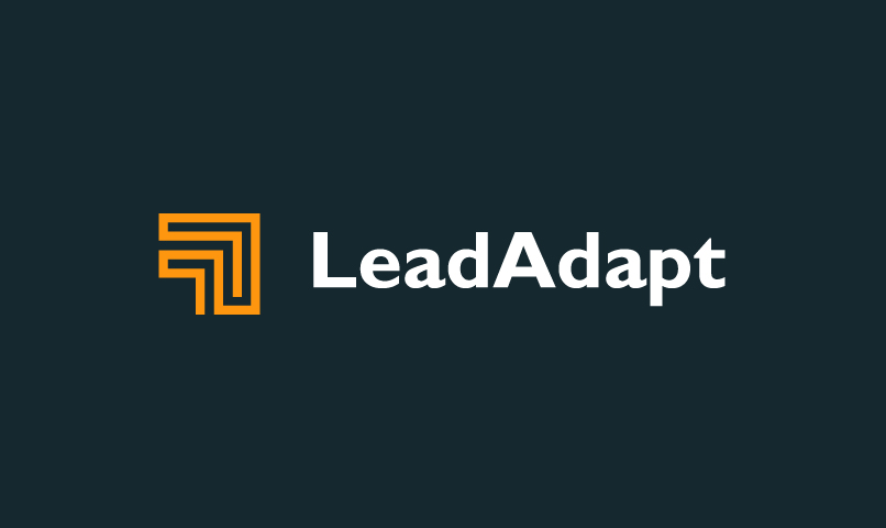 Leadadapt - Sales promotion domain name for sale