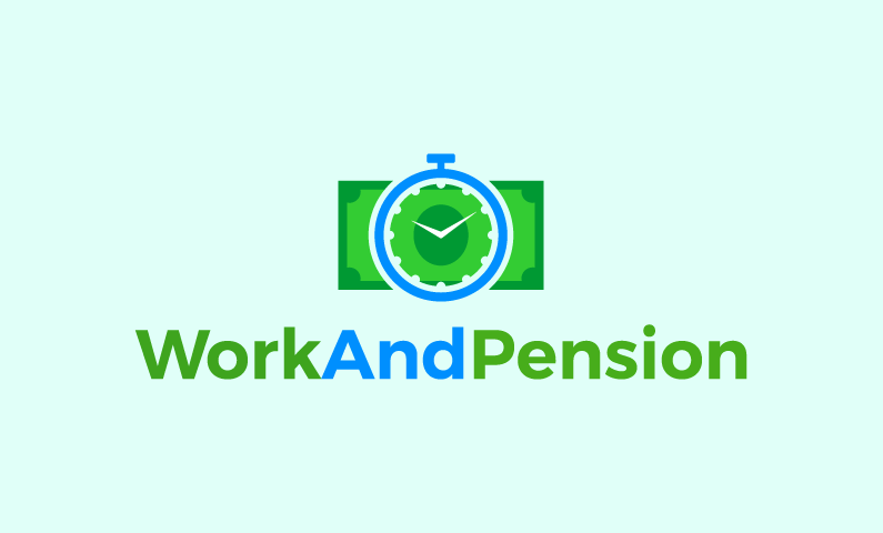 Workandpension - Business product name for sale