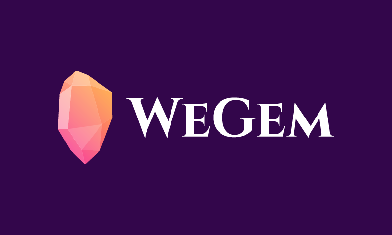 Wegem - Retail company name for sale