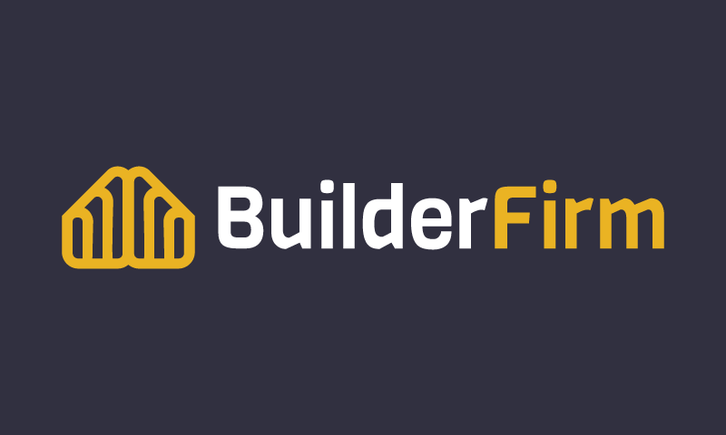 Builderfirm - Possible business name for sale