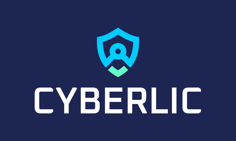 Cyberlic - Technology business name for sale