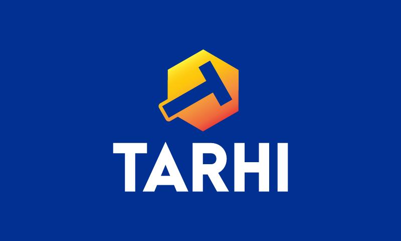 Tarhi - Business domain name for sale