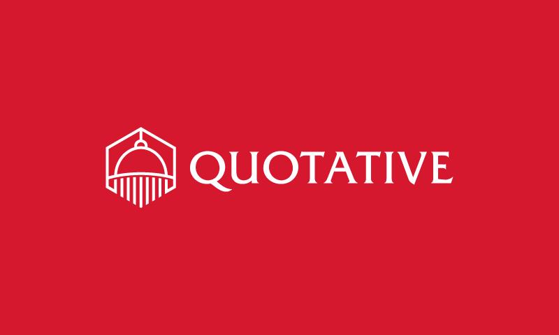 Quotative