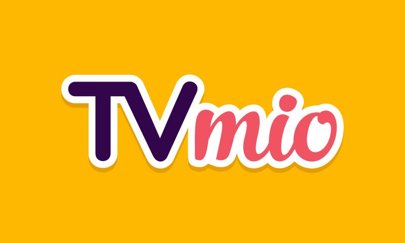 Tvmio - Video brand name for sale