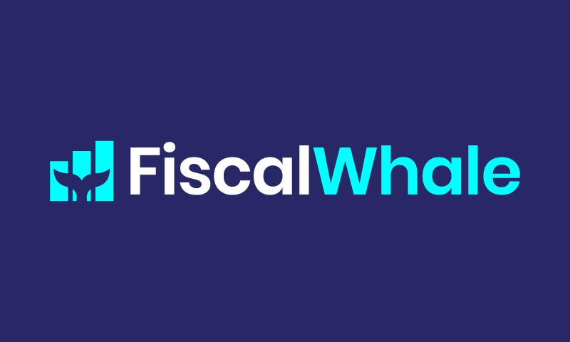Fiscalwhale - Appealing company name for sale