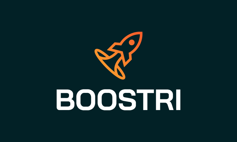 Boostri - Business domain name for sale