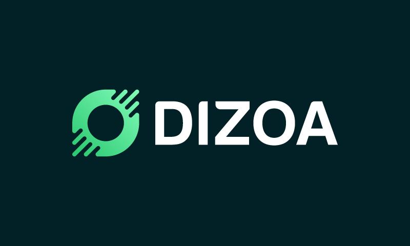 Dizoa - Audio company name for sale