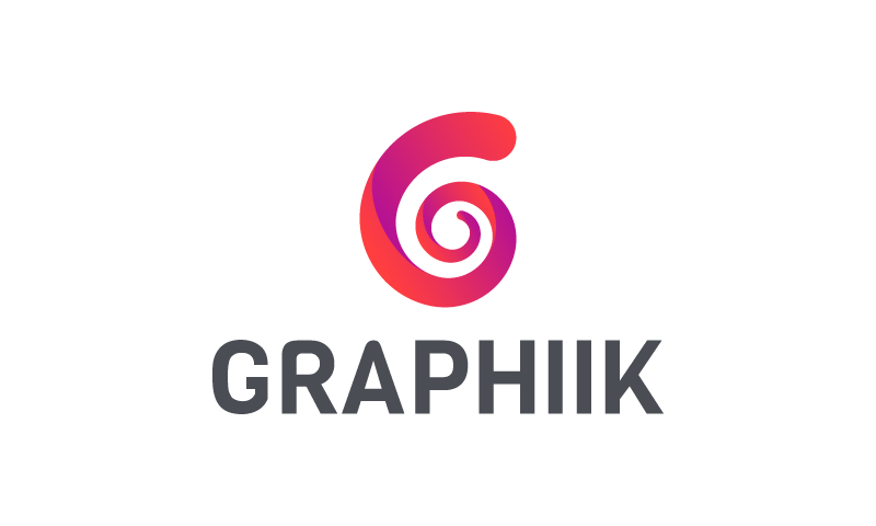 Graphiik - Design business name for sale