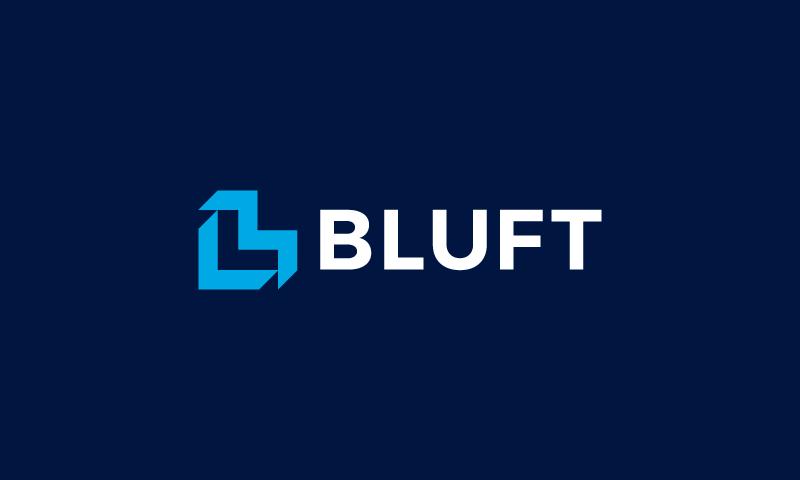 Bluft
