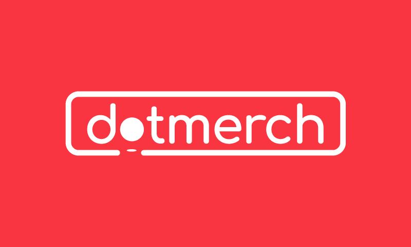 Dotmerch - E-commerce business name for sale