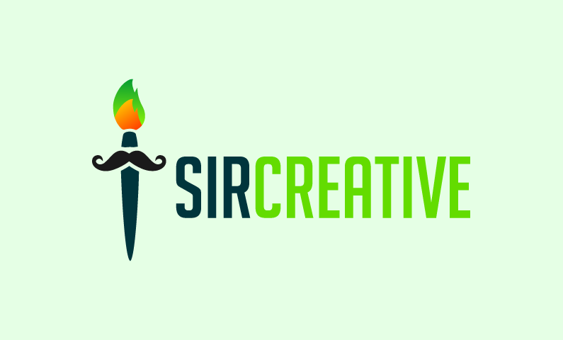 Sircreative - Media startup name for sale