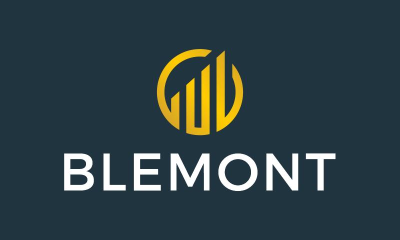 Blemont - Finance brand name for sale