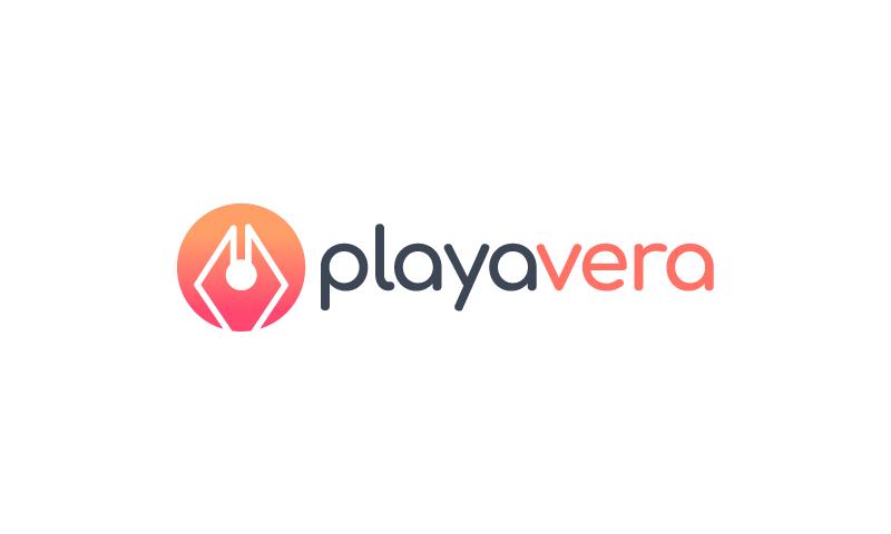 Playavera - E-commerce company name for sale