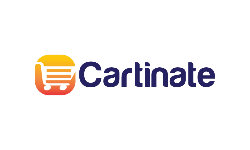 Cartinate - E-commerce business name for sale