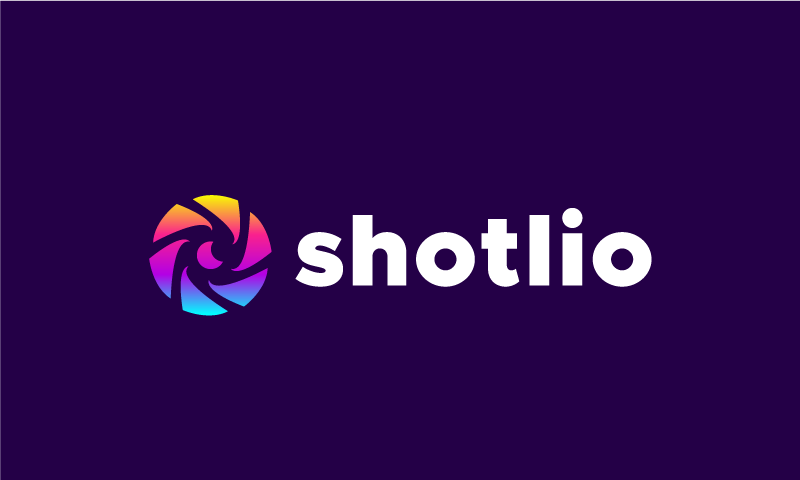 Shotlio - Photography business name for sale
