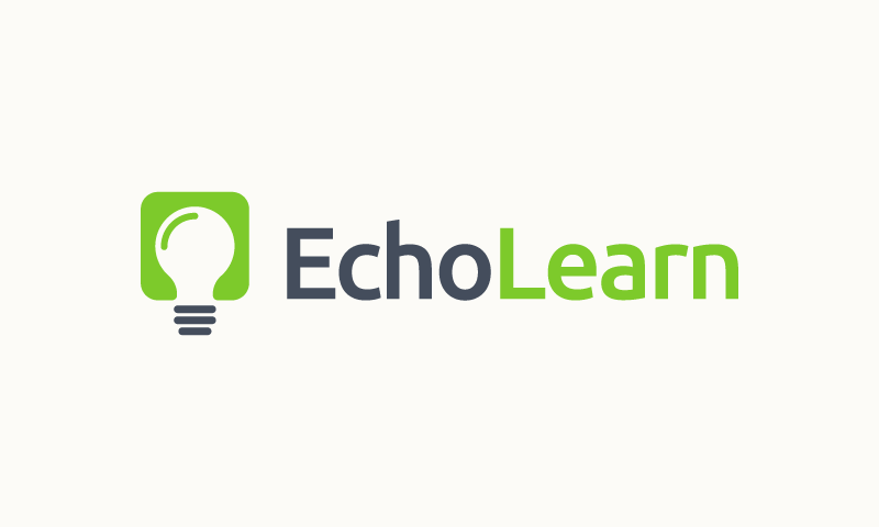 EchoLearn logo