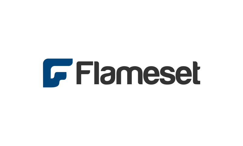 Flameset - E-commerce business name for sale