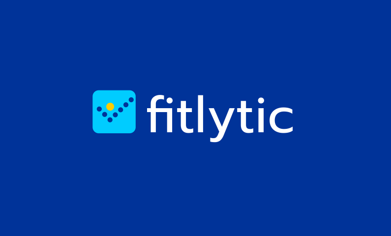fitlytic logo - Get fit with this inspirational name