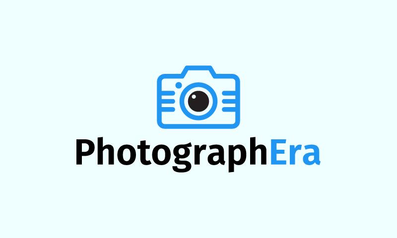 Photographera - Photography startup name for sale