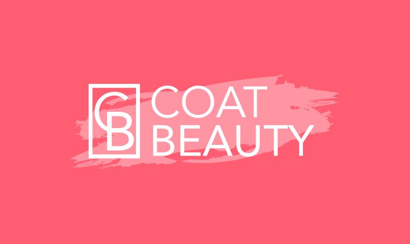 Coatbeauty - Beauty startup name for sale
