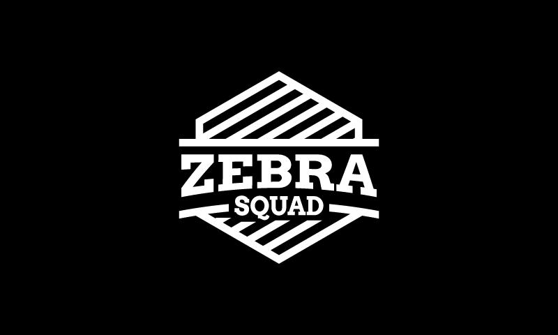 Zebrasquad - Audio company name for sale