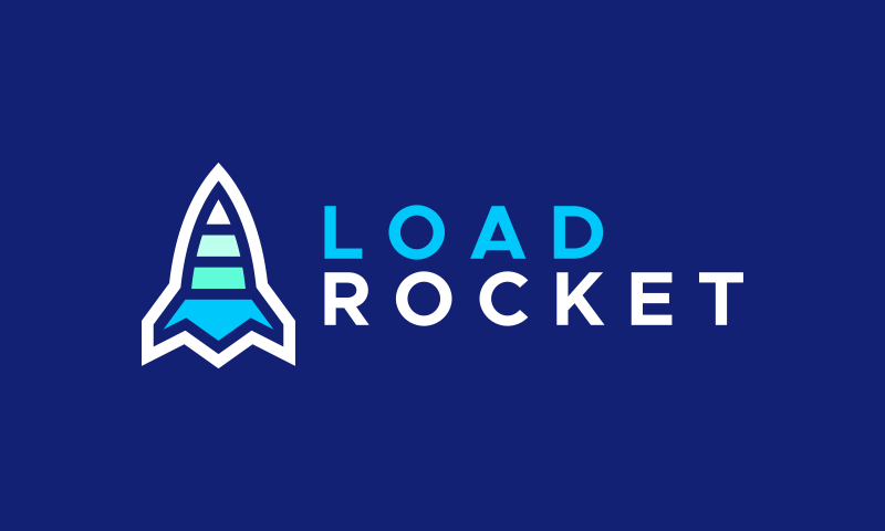 Loadrocket - Business domain name for sale