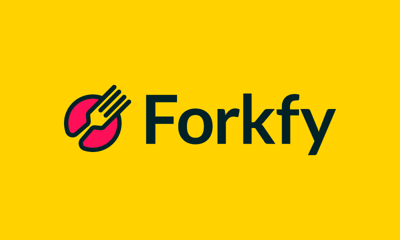 Forkfy - Retail domain name for sale