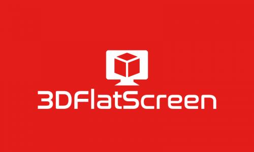 3dflatscreen - Business domain name for sale