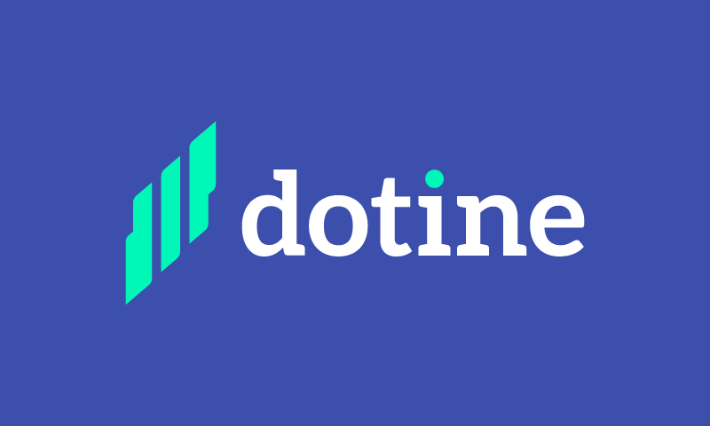 Dotine - Advertising brand name for sale