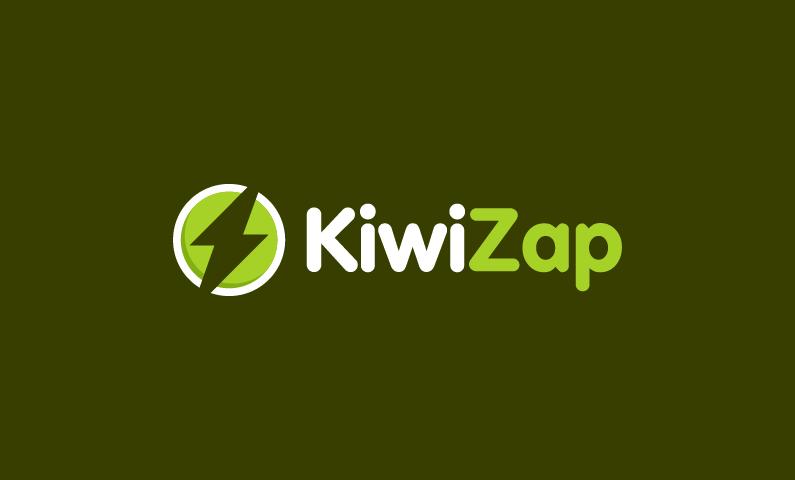 Kiwizap - Retail startup name for sale