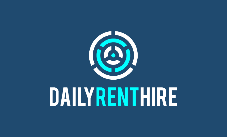 Dailyrenthire - Contemporary domain name for sale
