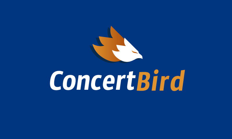 Concertbird - Ticketing company name for sale